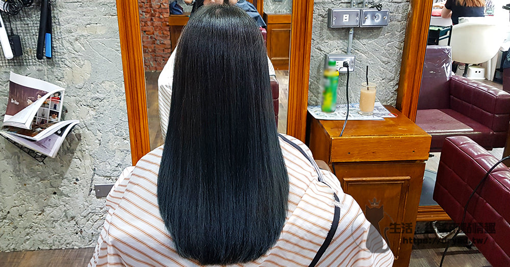 中永和剪護髮 | ARES Hair Salon 日本 deLAMO 結構式護髮+剪髮 設計師小象 - 捷運永安市場站